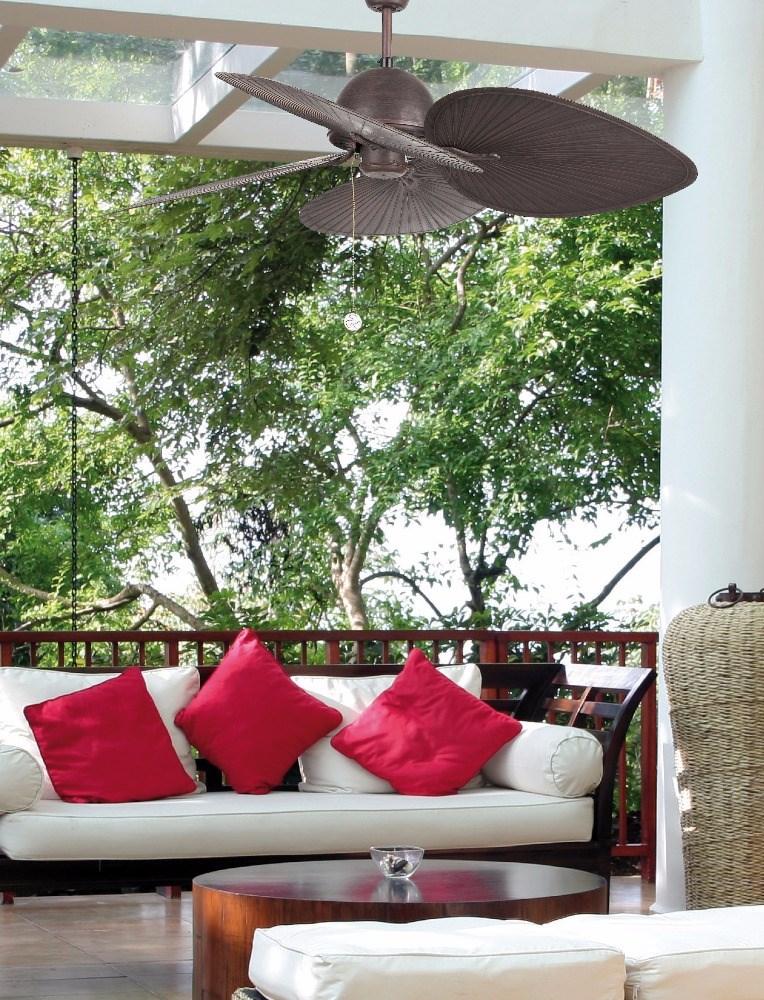 Cuba Ventilador de techo marrón Faro al mejor precio